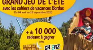 Bordas : Plus de 10 000 cadeaux à gagner
