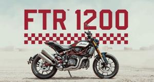 Gagnez une moto Indian FTR 1200