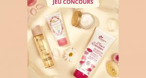 Lot de 4 produits cosmétiques Fleurance Nature offert