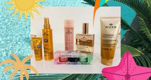 Lot de 6 produits cosmétiques Nuxe offert