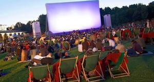 Séances de cinéma en plein air gratuites