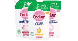Testez la Crème Douche ÉCO PACK Cadum