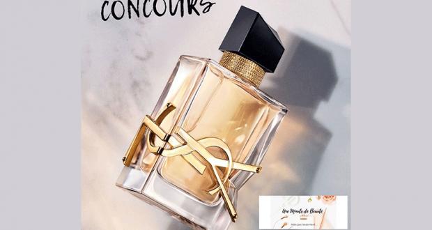 Un parfum Yves Saint Laurent offert