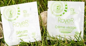 Échantillons gratuits de la crème visage et du sérum RoyeR Cosmétique