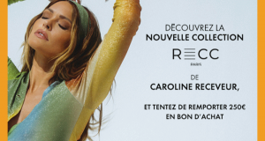 10 bons d'achat RECC Paris de 250 euros offerts