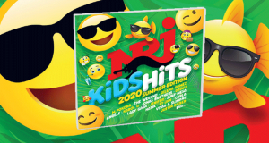 100 compilations CD NRJ Kids Hits 2020 Summer Edition