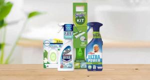 100 kits de nettoyage offerts (Swiffer - Mr. Propre - Antikal et Febreze)