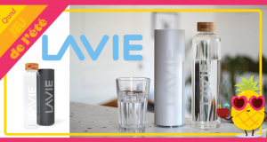 15 purificateurs d'eau LaVie offerts