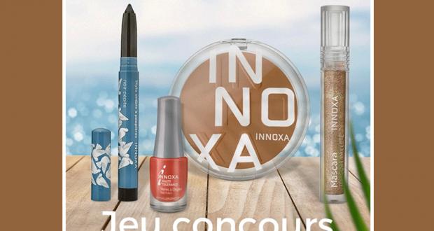 20 Summer pockets de maquillage Innoxa offerts