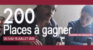 200 places de cinéma pour le film L'aventure des Marguerite