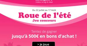 25 bons d'achat Becquet de 20 euros offerts