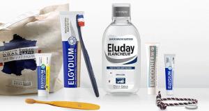 3 coffrets de produits Pierre Fabre Oral Care offerts