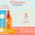 3 lots de 3 produits Photoderm de Bioderma offerts