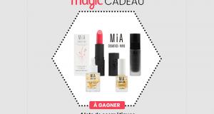 4 lots de maquillage offerts