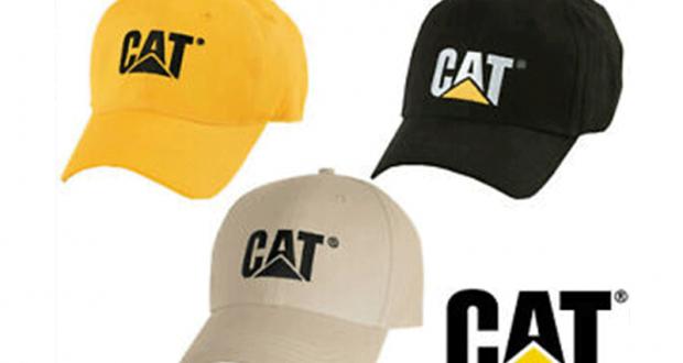 494 Casquettes CAT offertes