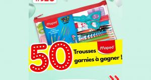 50 trousses garnies Maped offertes