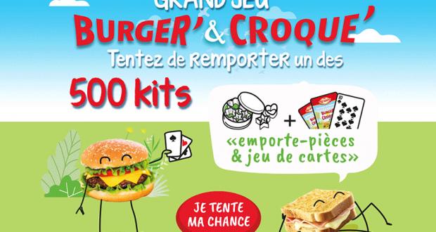 500 kits offerts (Set d'emporte-pièces + jeu de cartes)