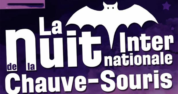 Activités gratuites pour la Nuit Internationale de la Chauve-Souris