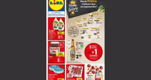 Catalogue Lidl du 22 juillet au 28 juillet 2020