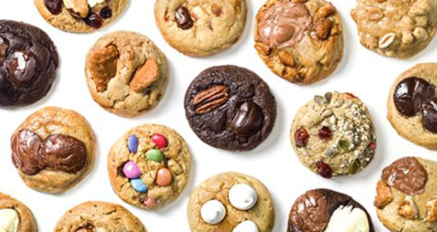 Cookies offerts sur simple visite chez Be my Cookie