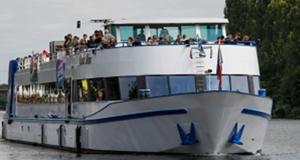 Croisière gratuite sur la Moselle au départ de la halte nautique