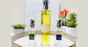 Lot comportant 1 parfum de soin Altéarah + 1 huile corps