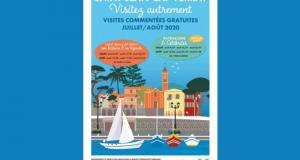 Visite commentée gratuite de Saint Jean Cap Ferrat