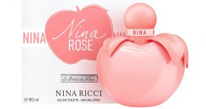 Échantillons Gratuits du Parfum Nina Rose de Nina Ricci