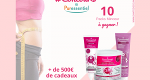 10 kits minceur Puressentiel offerts
