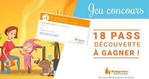 18 lots de 3h de baby-sitting offerts