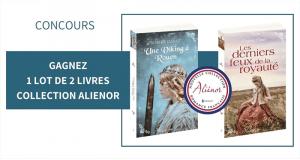 20 lots de 2 livres de la collection Aliénor offerts