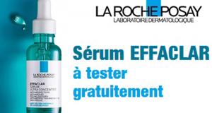 30 Sérums visage anti-imperfections Effaclar La Roche-Posay à tester
