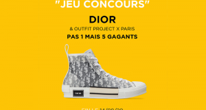 5 paires de chaussures Project X Paris - Dior offertes
