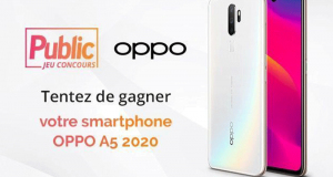 5 smartphones OPPO A5 2020 offerts
