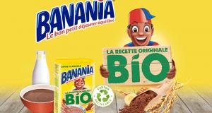 500 Nouvelle Gamme Banania Bio à tester