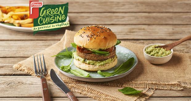 500 Nouvelle Gamme Findus Green Cuisine à tester