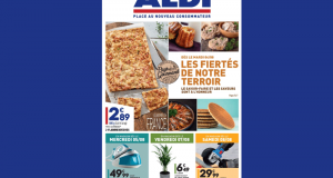 Catalogue Aldi du 04 août au 10 août 2020