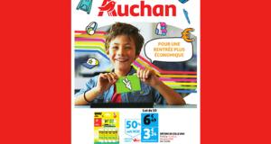 Catalogue Auchan du 12 août au 01 septembre 2020