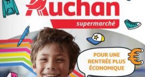 Catalogue Auchan du 18 août au 09 septembre 2020