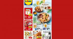 Catalogue Lidl du 05 août au 11 août 2020
