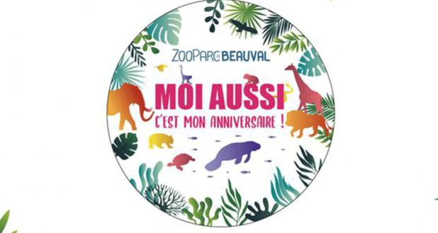 Entrée offerte au Zoo de Beauval [Né en 1980]