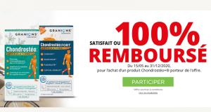 Laboratoire Granions Chondrostéo Articulations 100% Remboursé