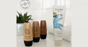Lot de 2 produits de soins Kadalys offert
