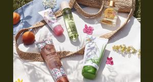 Lot de produits cosmétiques bio de Fleurance Nature offert