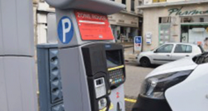 Stationnement gratuit au mois d'Août à Vienne