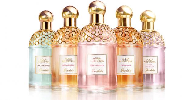 Échantillons Gratuits de Parfums Aqua Allegoria Guerlain