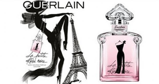 Échantillons de parfum La petite Robe noire Guerlain