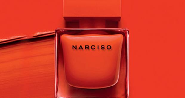 Échantillons gratuits du parfum Narciso rouge