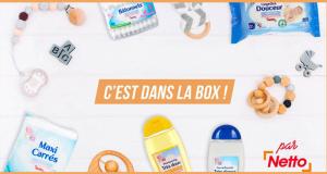 10 box de produits de soins pour bébés offertes