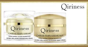 10 duos de Crèmes Caresse Temps Sublime Jour & Nuit offerts